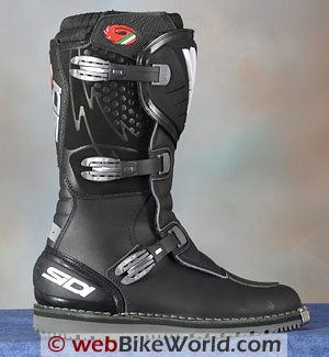 Sidi Discovery Rain Boots - Outside View