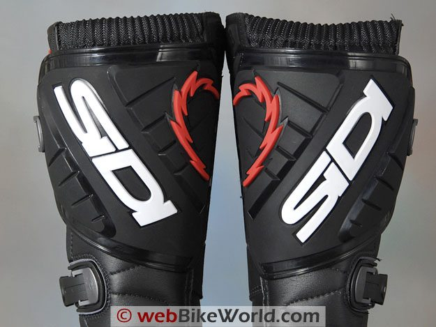 Sidi Discovery Rain Boots - Front View