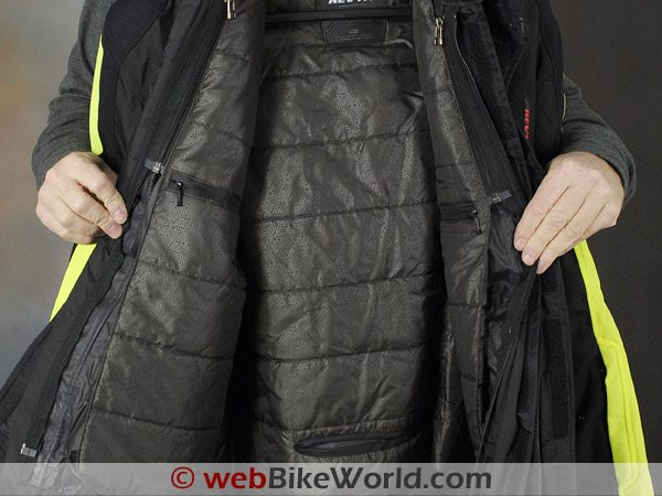 Rev'it Dragon Jacket - Insulating Liner