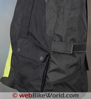 Rev'it Dragon Jacket - Waist Adjuster