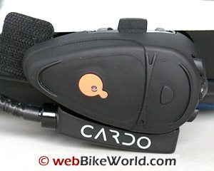Cardo Scala Rider Q2 MultiSet Motorcycle Bluetooth Intercom System - Module