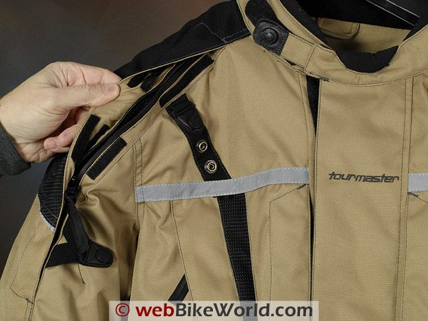 Tourmaster Transition Series 2 Jacket - Shoulder Vent