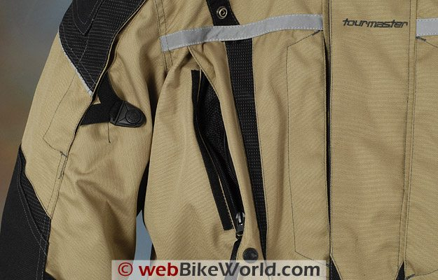 Tourmaster Transition Series 2 Jacket - Front Vent