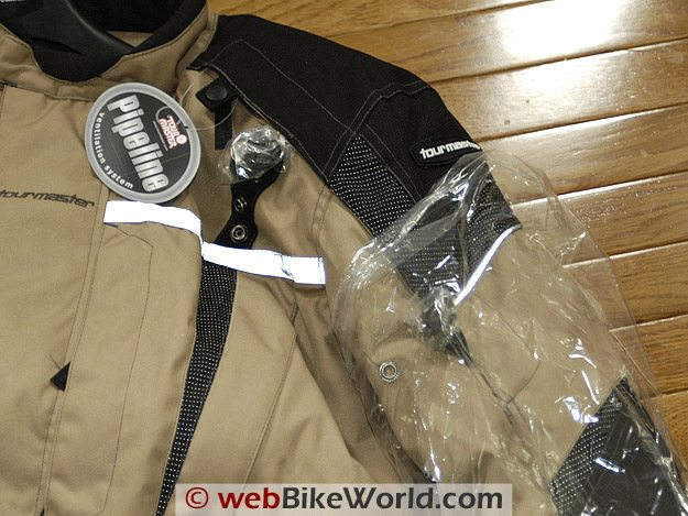 Tourmaster Transition Series 2 Jacket - Packaging
