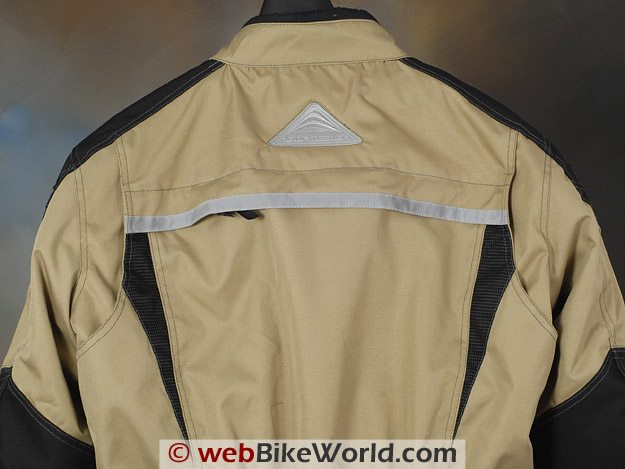 Tourmaster Transition Series 2 Jacket - Rear Vent