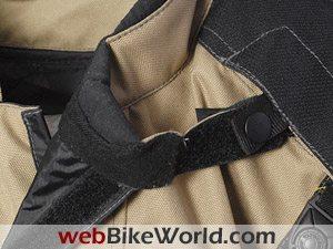 Tourmaster Transition Series 2 Jacket - Collar Open