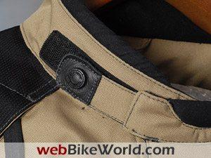 Tourmaster Transition Series 2 Jacket - Collar