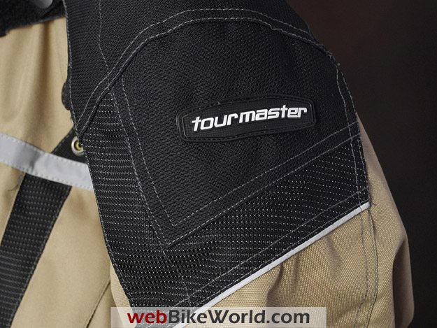 Tourmaster Transition Series 2 Jacket Shoulder