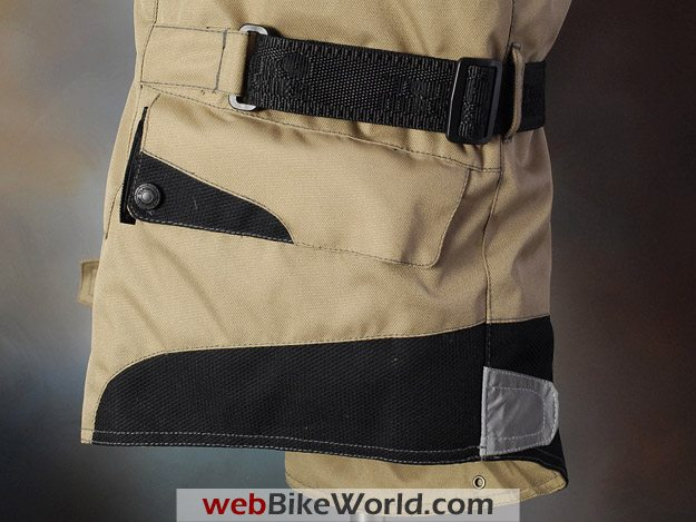 Tourmaster Transition Series 2 Jacket - Waist Adjuster