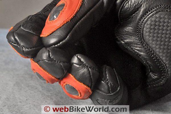 Veloce Legionnaire Gloves - Original Version, Fingertips