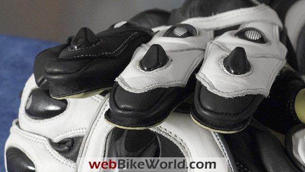 Veloce Primus Gloves - Fingertips