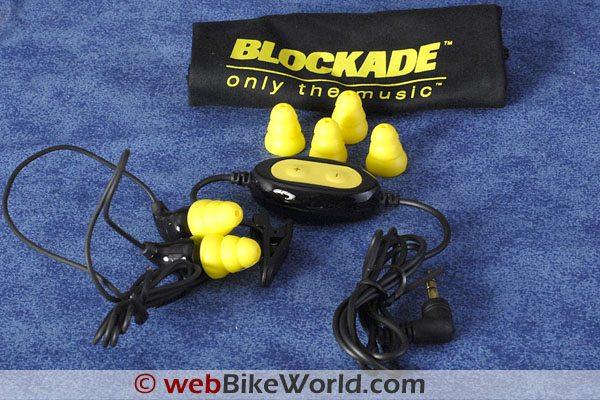 Blockade Earbuds
