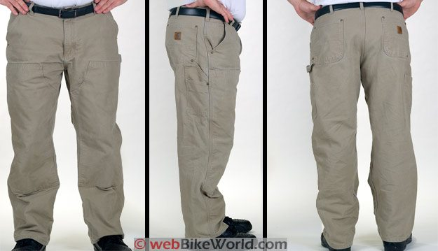 Carhartt Jeans Multiple Views