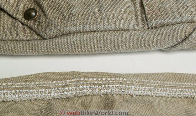 Carhartt Jeans Triple Stitching