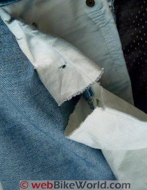 Cortech DSX Jeans Pocket