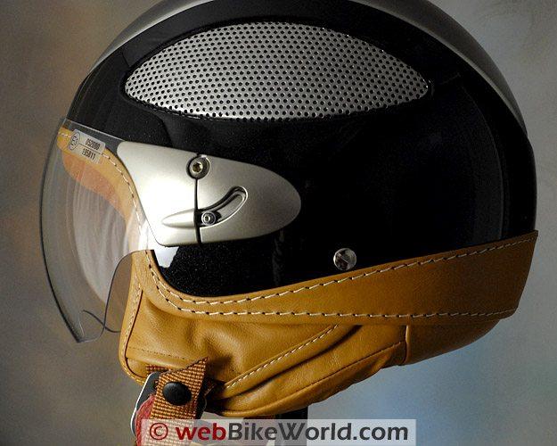 Cromwell Spitfire Helmet - Side View