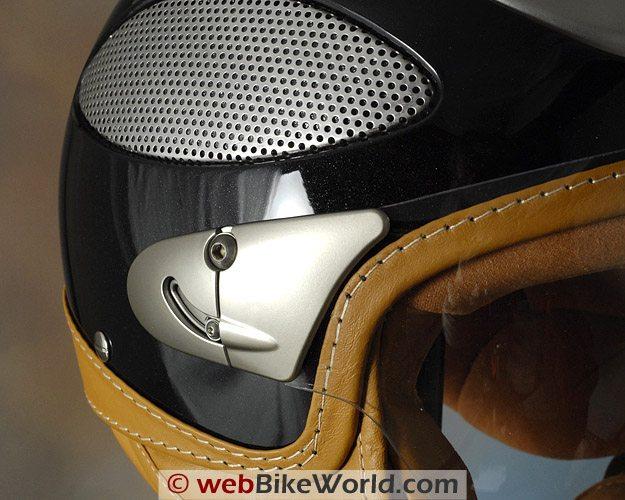 Cromwell Spitfire Helmet - Side