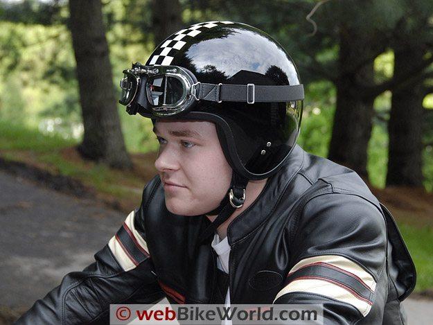 Davida Classic Jet On Rider