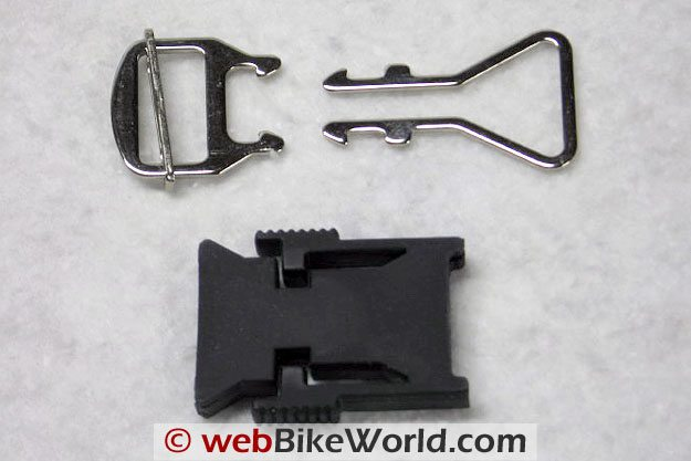 Echo Quick Release Buckle Parts