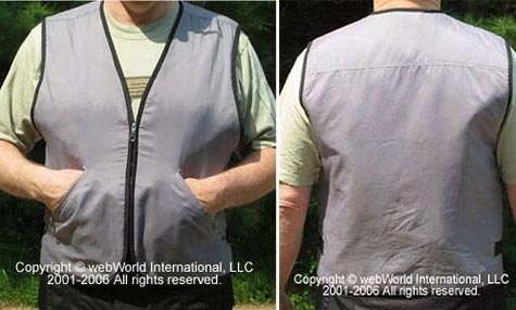 Silver Eagle Cooling Vest Review