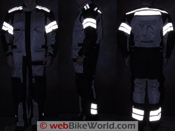 Teiz Cross Continent Suit - Reflectivity