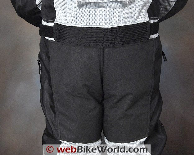 Teiz Cross Continent Suit - Rear Belt