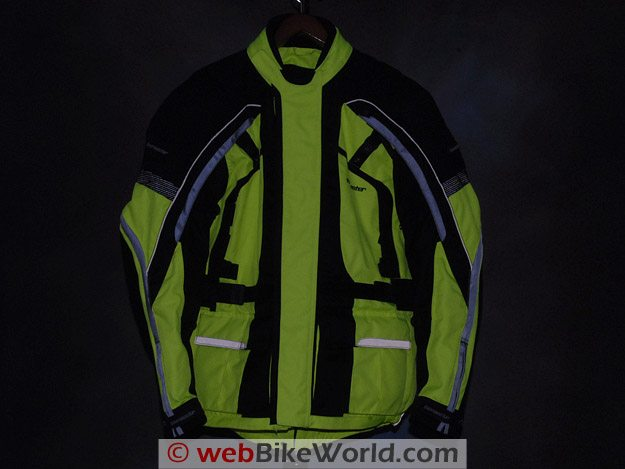 Tourmaster Epic Jacket - Reflectivity