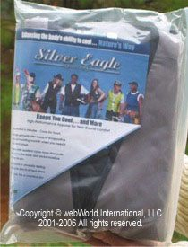 Cooling vest by Silver Eagle