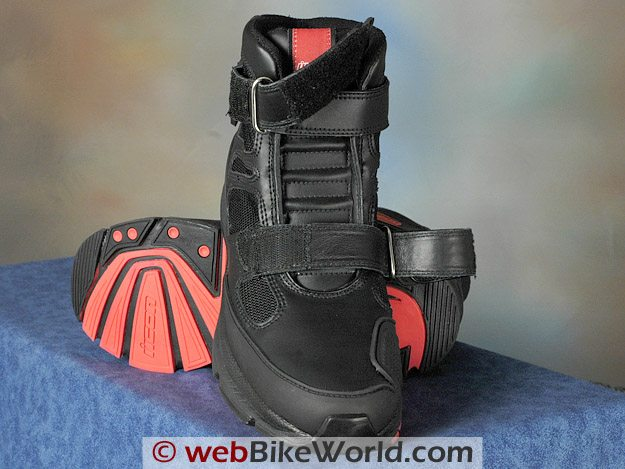 Icon Tarmac Boots - Straps Replace the Laces