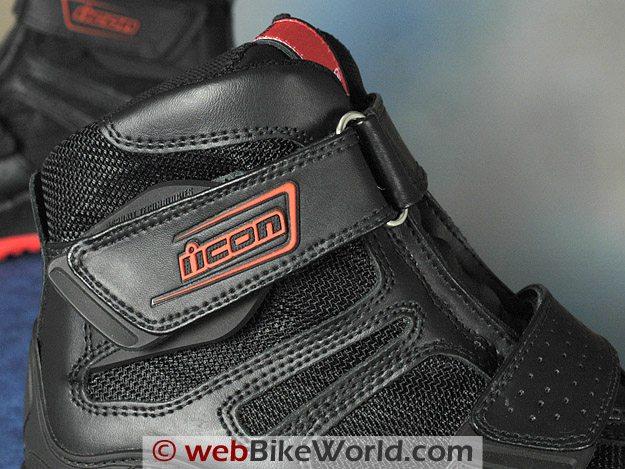 Icon Tarmac Boots - Upper Strap