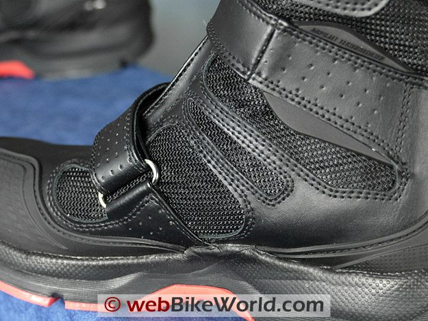 Icon Tarmac Boots - Strap and Mesh