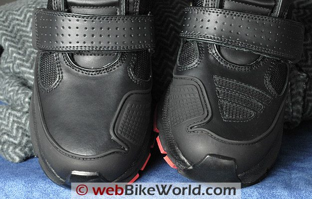 Icon Tarmac Boots Toes and Shift Pad