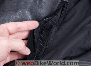 MotoGP Grid Jacket - Hand Warmer Pocket