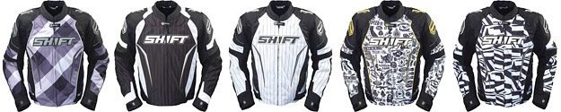 Shift Avenger Jacket - Available Colors and Graphics