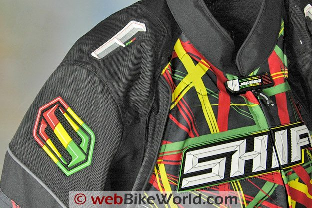 Shift Avenger Jacket - Shoulder