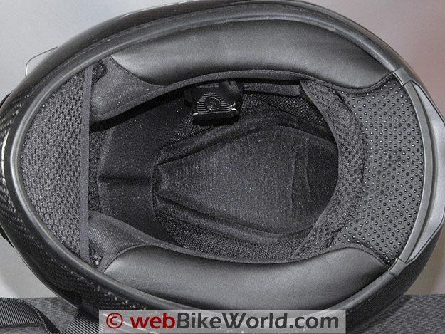 Akuma Phantom II Helmet - Helmet Liner