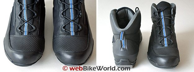 BMW Street Sneaker 3 Boots - Toes and Laces