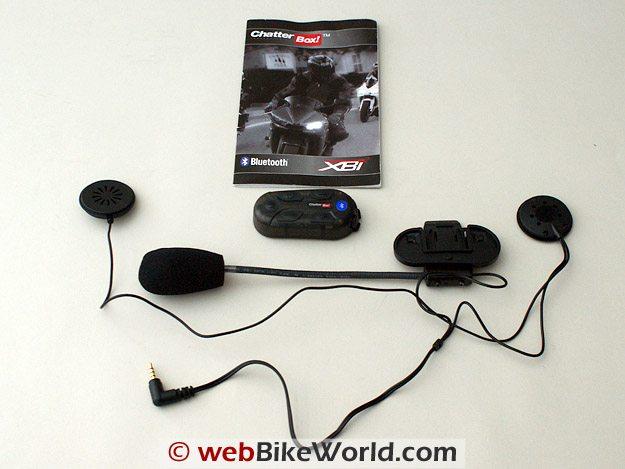Chatterbox XBi2 Microphone and Intercom Module