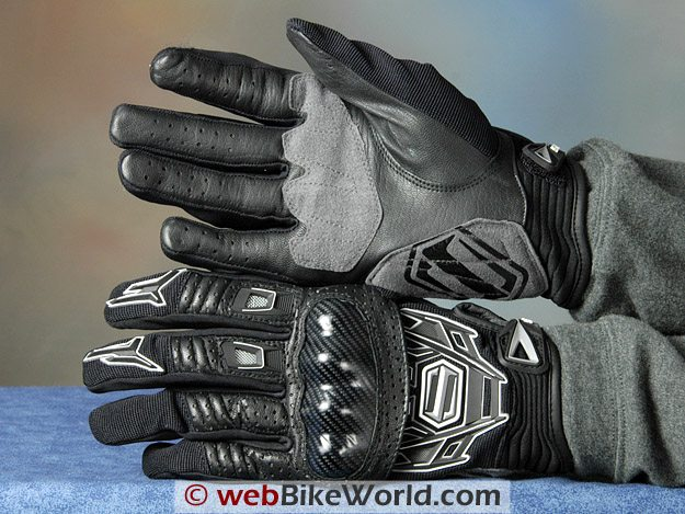 Shift Fury Gloves