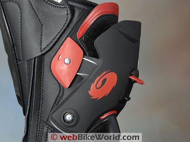Sidi Vertigo Lei Boots - Techno VR Calf Expansion System