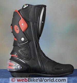 Sidi Vertigo Lei Boots - Inside
