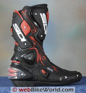 Sidi Vertigo Lei Boots - Outside