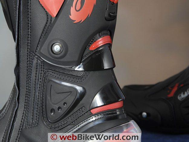 Sidi Vertigo Lei Boots - Rear Protective Features