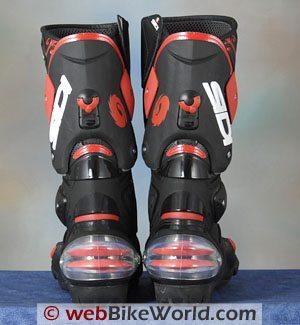 Sidi Vertigo Lei Boots - Rear View