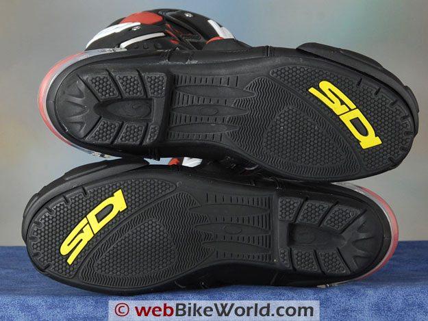 Sidi Vertigo Lei Boots - Soles