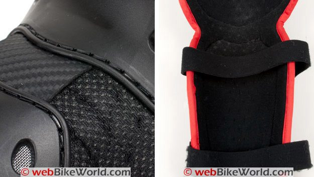 Alpinestars Reflex Knee Guards - Close-ups