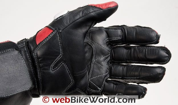 Joe Rocket Highside Gloves - Palm