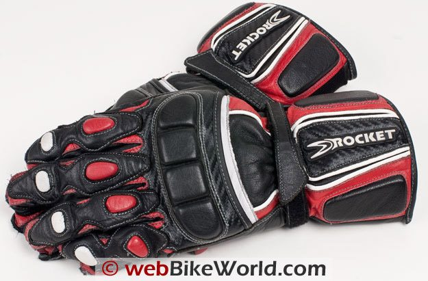 Joe Rocket Highside Gloves - Full View