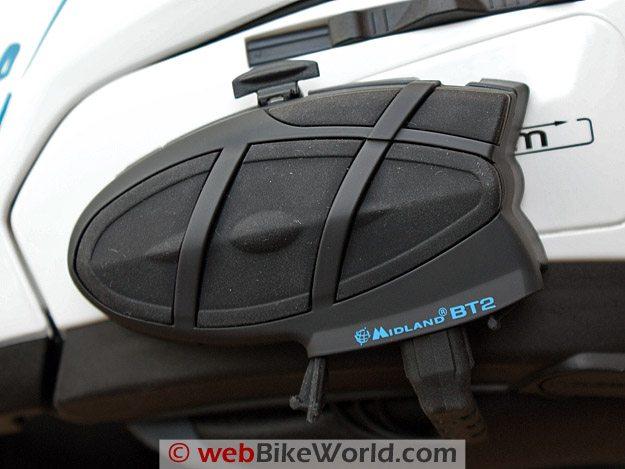 Midland BT2-D Helmet Mount