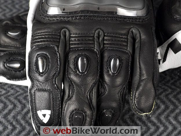 REV'IT! Jerez Gloves - Knuckles